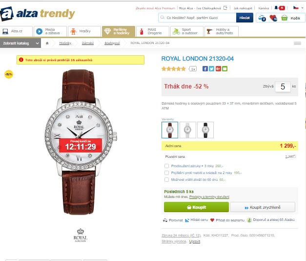 224fa068cbb Dámské hodinky ROYAL LONDON 21320-04