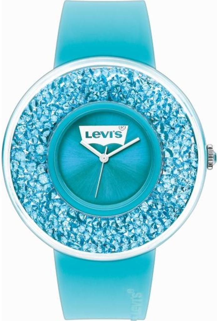 Dámské hodinky Levi  039 s + Swarovski  8ebd0ec8f6