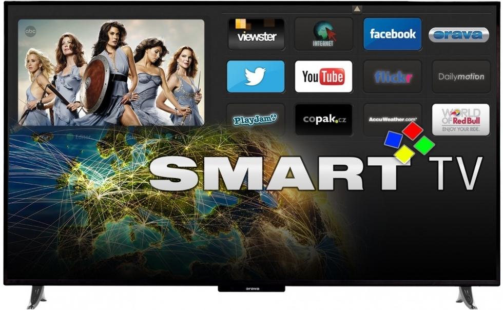 full hd led tv smart 165 cm orava tosevyplat. Black Bedroom Furniture Sets. Home Design Ideas