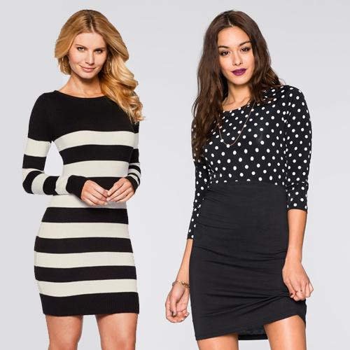 Bonprix - šaty výprodej + extra sleva  4881efab12