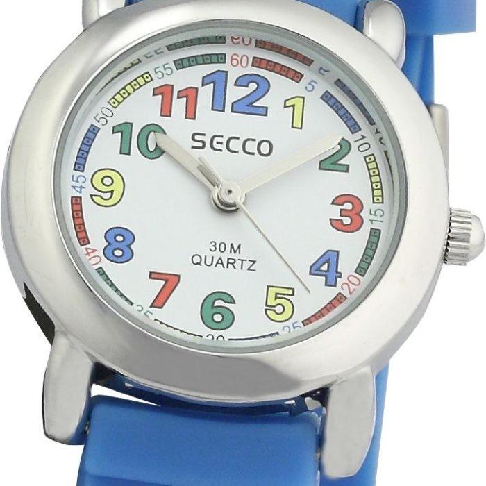 ccbeb091a7e Dětské hodinky Secco