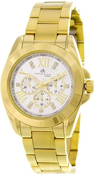 0db9968a6 Dámské hodinky Daniel Klein   ToSeVyplatí