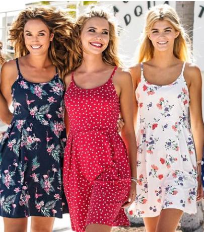 Bonprix - letní šaty výprodej  4a223fe2ff