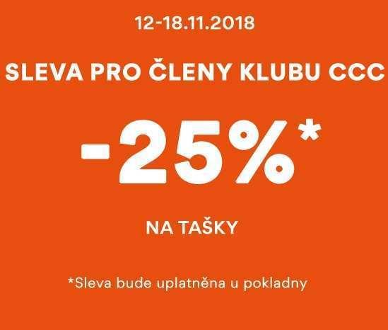 Sleva 25% na všechny kabelky 36cba184fd