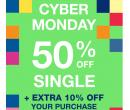 GAP Cyber Monday - sleva 60% na vše | Gap.eu