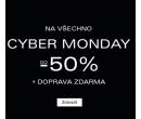 Sleva 50% na vše - Cyber Monday | CCC