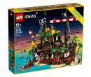 Lego Vrak lodi, 2545 dílů, 60 cm, 16+   Alza