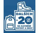 AlpinePro - extra -20% na batohy a obuv | Alpine Pro