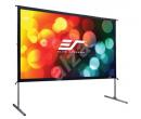 Projekční plátno Elite Screens, 2,21x1,25 m | Alza