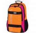 Batoh CoolPack Orange Neon, 25l | Alza