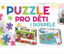 Akce 1+1 zdarma na puzzle | BookTook.cz