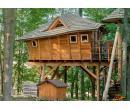 Ubytování v tree housu s vlastní saunou | Adrop