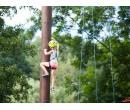 Bezpečný adrenalin v lanovém centru Malá Skála | Adrop