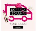 Doprava zdarma k nákupu nad 700 | Notino.cz