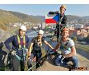 Dva dny na nejdelší via ferratě Česka | Adrop