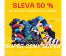 Sleva 50% na ponožky Happysocks | Urbanlux