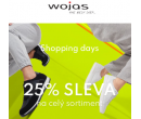 Wojas - extra sleva 25% na vše, i výprodej | Wojas.cz
