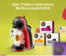 Kávovar k nákupu kapslí za 699 korun   Dolce-gusto.cz