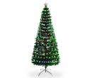 Vánoční stromek Jedle osvětlení 180cm | Alza