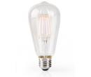 Chytrá LED žárovka Nedis, E27, 5W, Wi-Fi | Alza