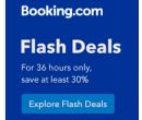 Slevy minimálně 30% na hotely | Booking.com