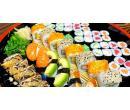 32 ks sushi  – vegetariánský set    Slevomat