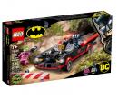 Lego Batmanův Batmobil, 345 dílů   Wikyhracky.cz