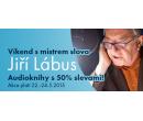 Sleva 50% na audio knihy namluvené Lábusem | Audioteka