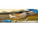 Vyhlídkové lety letadlem  | Berslevu