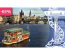 65% sleva na vyhlídkovou plavbu po Vltavě | Kupon Plus
