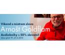 Sleva 50% na audioknihy (Arnošt Goldflam) | Audioteka