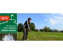 Čtyři vstupy na Golf driving  | Golfoveslevy.cz