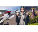 Let v letadle Cessna vč. pilotování | Slevomat