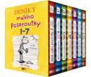 Deník malého poseroutky BOX 1-7 nejlevněji | Albatrosmedia.cz