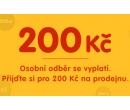Sleva 200 korun na další nákup | Mall.cz