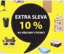 Extra sleva 10% na vše | Jysk