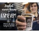 Káva zdarma - jen za úsměv | McDonalds