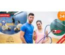 Squash, badminton či stolní tenis na 60 min | Hyperslevy