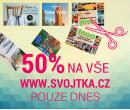 Sleva až 50% na knihy + Lonely Planet | Svojtka.cz