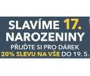 Sleva 20% na všechny knihy a audioknihy | Kosmas.cz