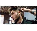 Nový střih pro pány včetně masáže hlavy | Slevomat