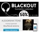 Audioknihy se slevou 50% | Audioteka
