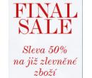 Extra sleva 50% na výprodeje | Lindex