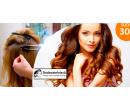 Prodloužení vlasů 100 pramenů lidských | Hyperslevy