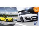 Jízda ve Fordu Mustang nebo Audi R8 | Hyperslevy