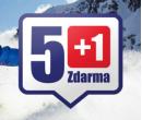 Lyžování s partou 5+1 zdarma | Ceskekormidlo.cz