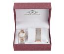 Dárková sada Paris Hilton - hodinky + náramek | Alza