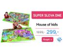 4 hrací podložky pro děti House of Kids | Prodeti.cz