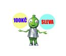 Slevový poukaz -100 Kč na nákup v Alze | Alza