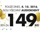 Všechny audioknihy za max. 149 Kč | Audioteka